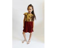 Платье для девочки арт.ПН-0025
